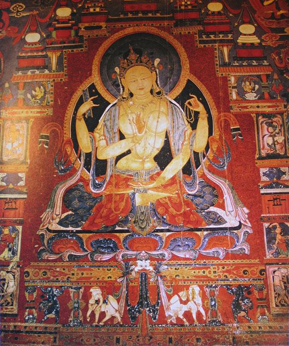 Asian buddhism