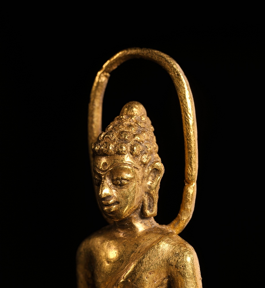 Teaching Buddha on Boran Asian Art