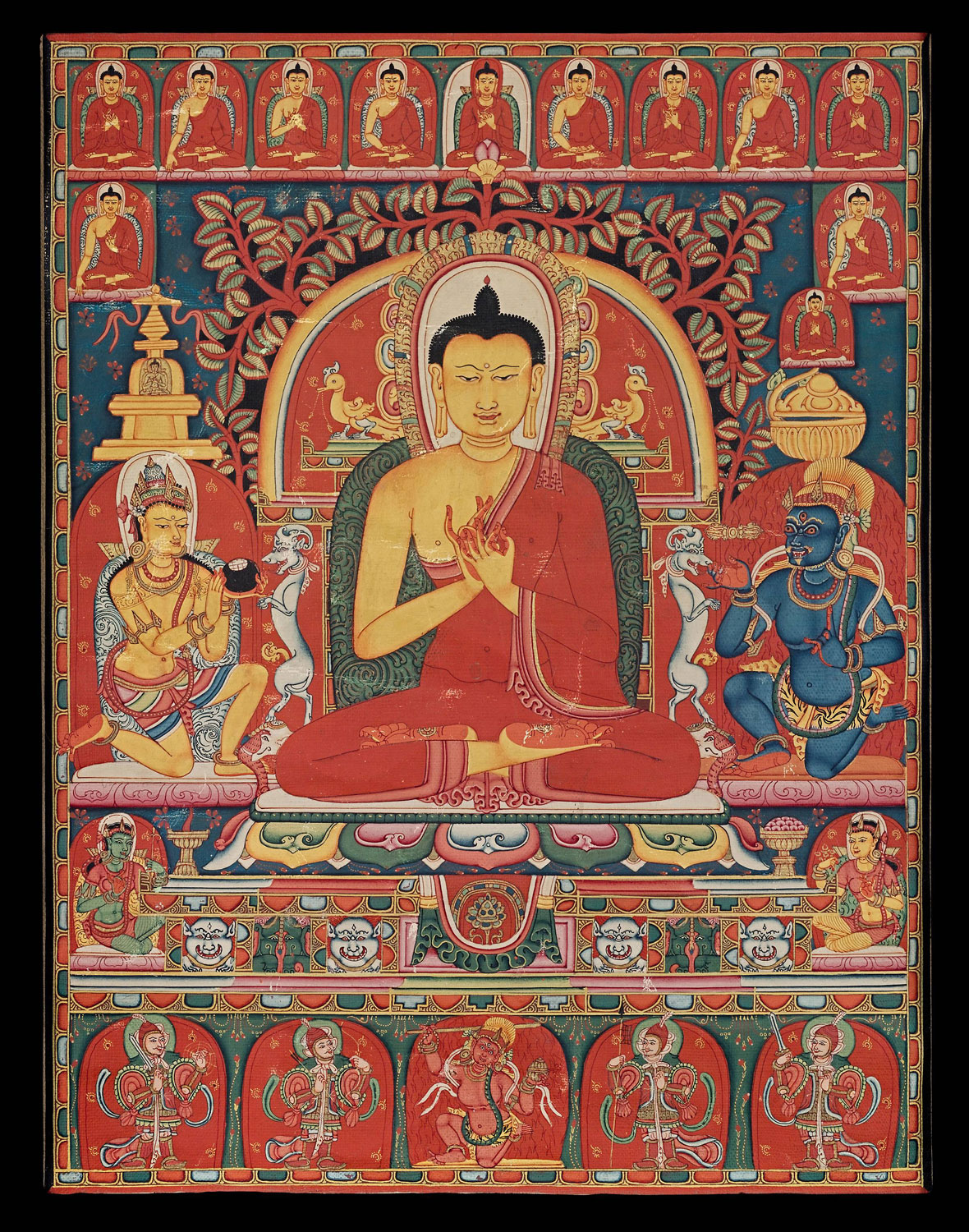 early buddhist art observed in india A comprehensive analysis of the earliest buddhist art of china, bactria, and the southern silk road in central asia from ca 1st - 4th century ad, elucidating the inter-relationships, history, religious elements, sources, dating and chronology.