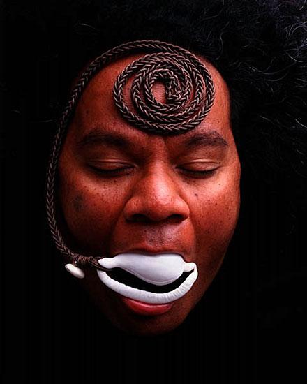 Sofia Tekala-Smith: Savage Island Man with Pure