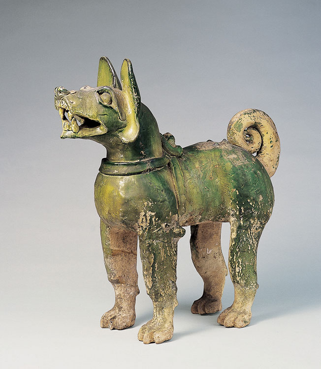 Qin Dynasty Artifacts Providing For the Afte...