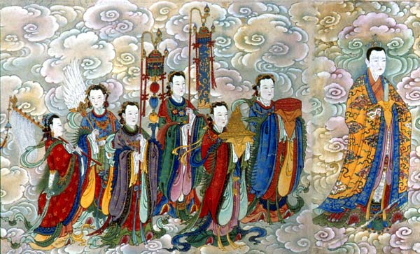 Lineage of a Daoist Princess