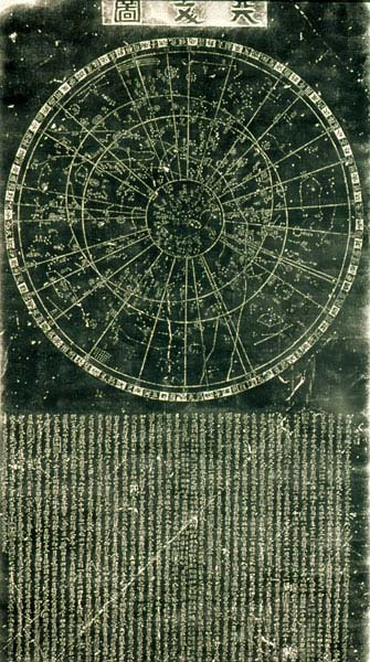 Sung Dynasty Star Chart