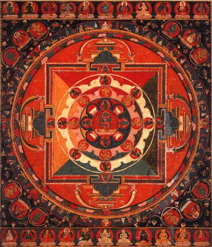 Buddhakapala Mandala