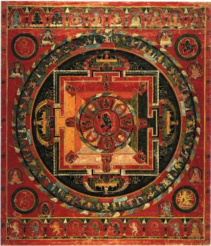 Early Tibetan Mandalas Page 6