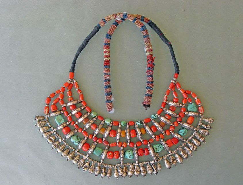Collier for a woman from Zanskar, West Himalaya