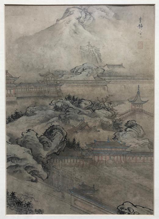 asian art forums detail list