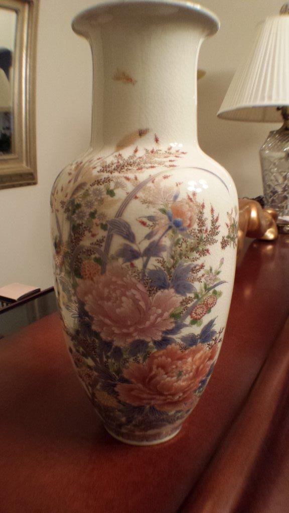 How does crazing affect the value of pottery?