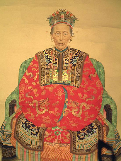 chinese dynasty family - photo #31